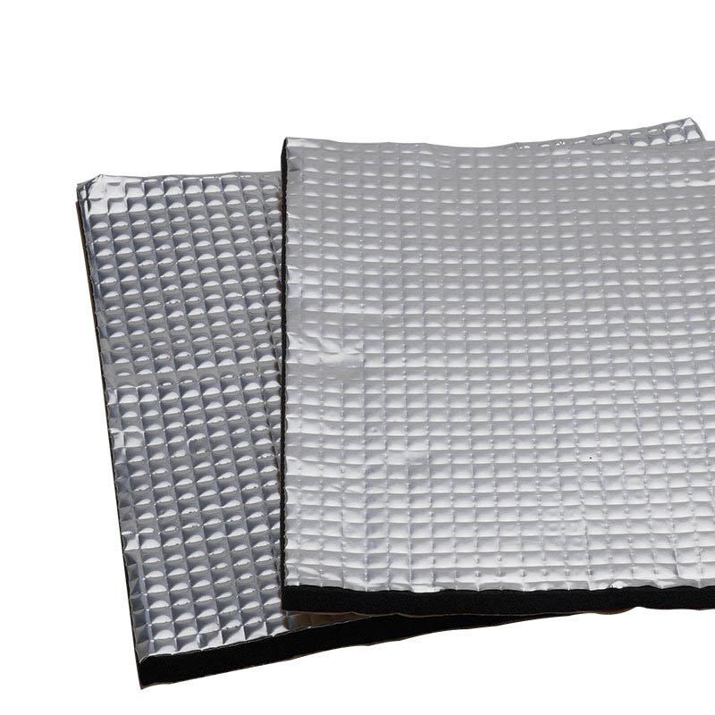 <font><b>3D</b></font> Printer Part Heated Bed Thermal Insulator Cotton Heat Insulation Mat for Heatbed Aluminum Pad <font><b>PCB</b></font> 8 DJA99 image