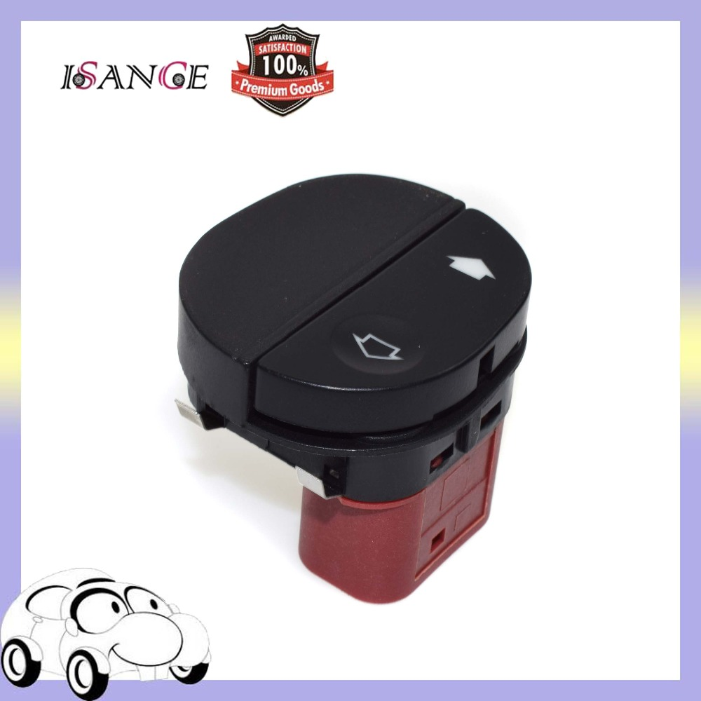 Isance Electric Window Switch Lifter Passenger 96fg14529ad For Ford Fiesta Fuse Box Mk6 Fusion Ka Puma Street Tourneo Connect Transit In Car Switches Relays