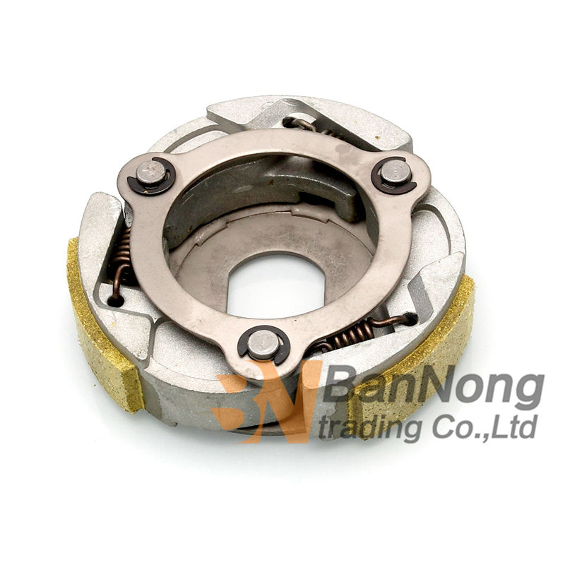 Motorcycle Engine Parts Centrifugal Block Clutch Carrier Assy Driven Wheel Pulley For YAMAHA Majesty YP250 Linhai 250 LH250 YP motorcycle brake pads for yamaha rz50 tw125 tw200 yp250 yzf600 yzf1000 r1 mbk yp125 yp250 italjet linhai new
