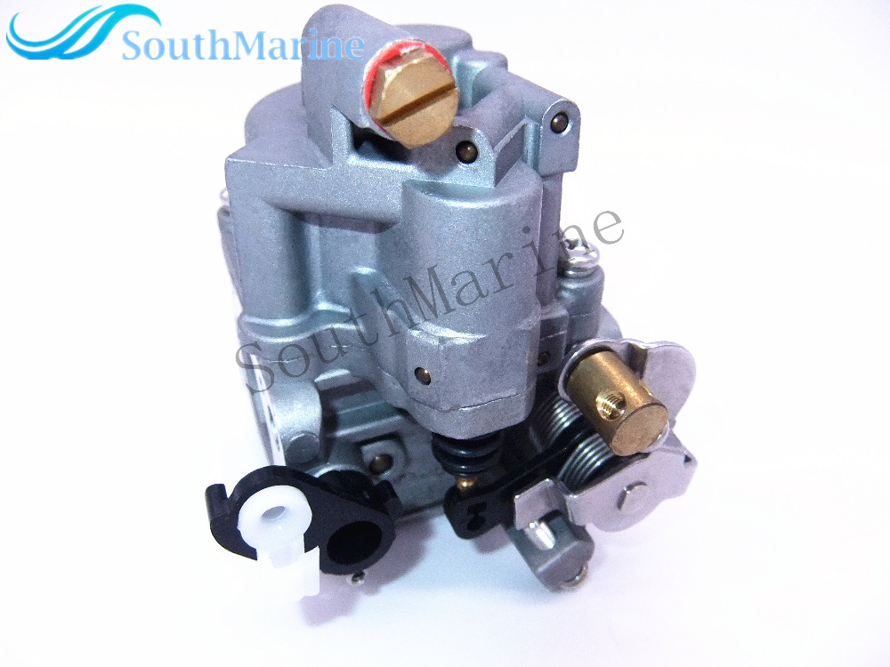 68T-14301-11-00 Carburetor for Yamaha 4-stroke 8hp 9.9hp F8M F9.9M Outboard Motors 66m 14301 11 66m 14301 00 carburetor assy for yamaha 4 stroke 15hp f15 outboard motors