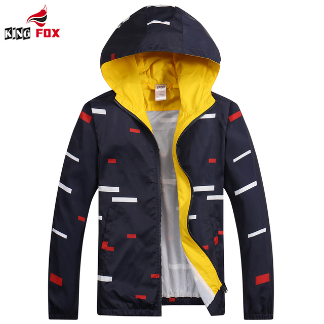 new 2017 brand Men's Slim spring summer jacket coat autumn fashion leisure outwear sporting jacket men clothing