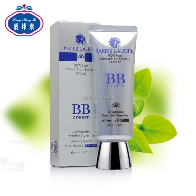 Frete grátis liangbangsu Branco multi-efeito bb creme 40 ml