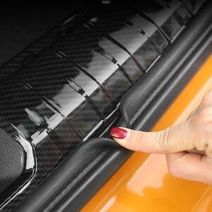 Image 2 - 車のバンパートランク後衛リアインナー外板プロテクターガードトリムのためのミニクーパー F54 F55 F56 F60 accessroies