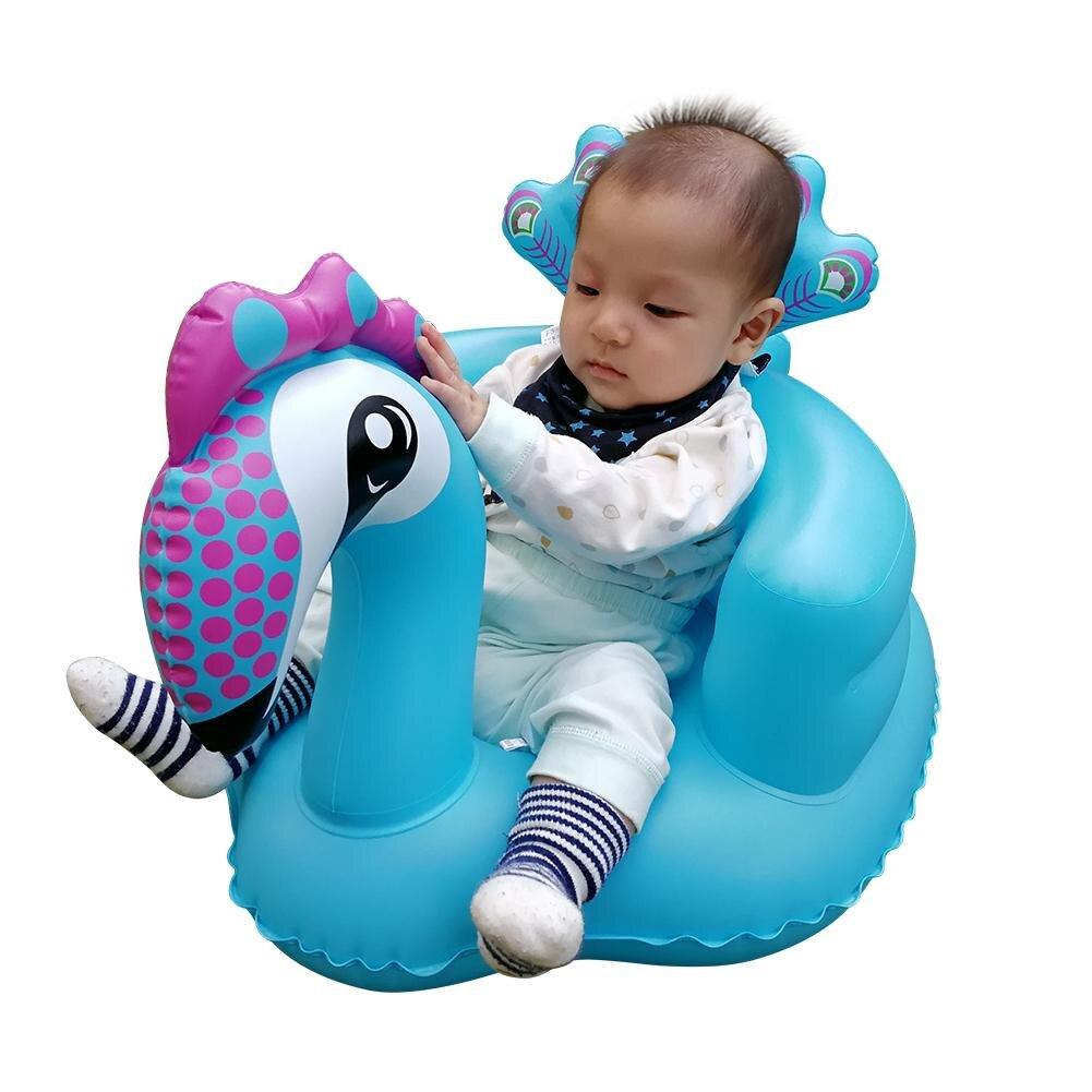 Zitstoel Voor Baby.Multifunctionele Opblaasbare Sofa Opblaasbare Zetel Bb Diner Stoel