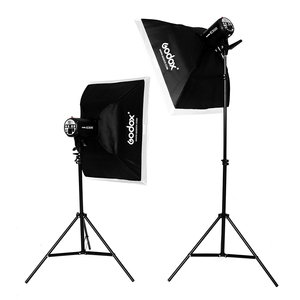 Image 4 - 600Ws Godox Strobe Studio Flash Light Kit 600W   Photographic Lighting   Strobes, Light Stands, Triggers, Soft Box