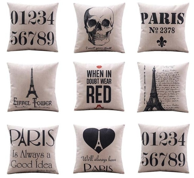 Eiffel Tower Paris Is Always A Good Idea Cushion Covers Europe