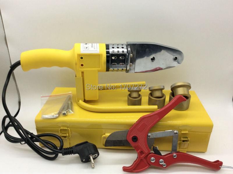 Saldatrice per tubi PPR, saldatore di plastica, saldatrice per tubi - Attrezzatura per saldare - Fotografia 1