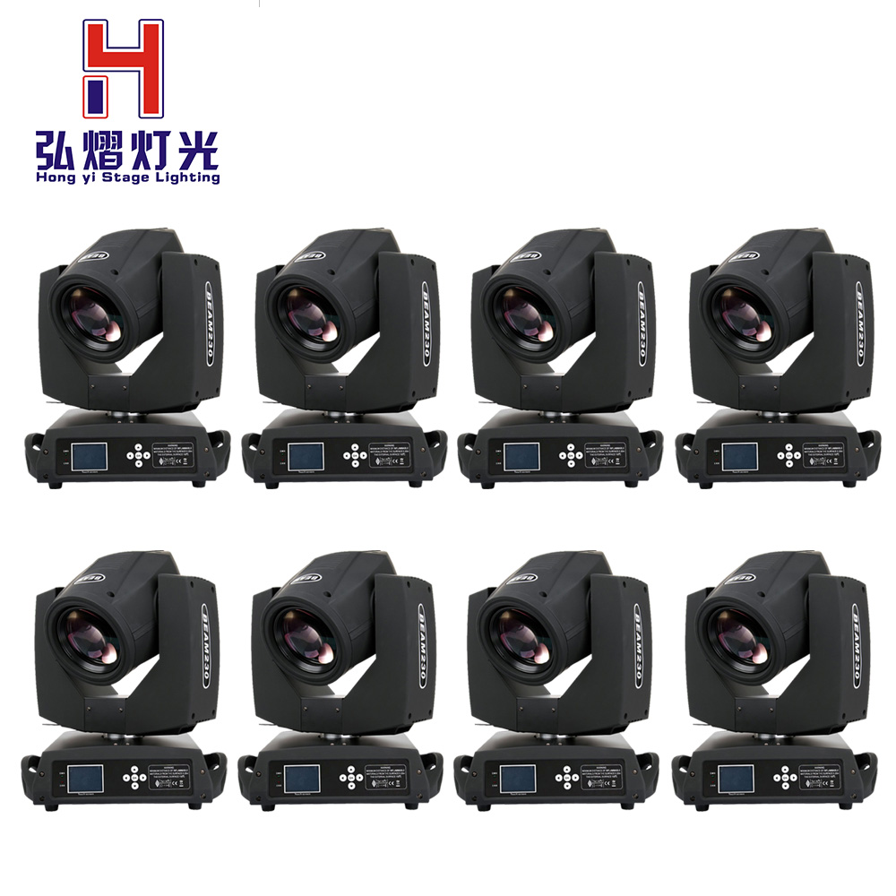 все цены на 8pcs/lot Sharpy Beam 200w 5R led mini moving head/ 200 DMX rgbw led disco club light stage dj lighting онлайн