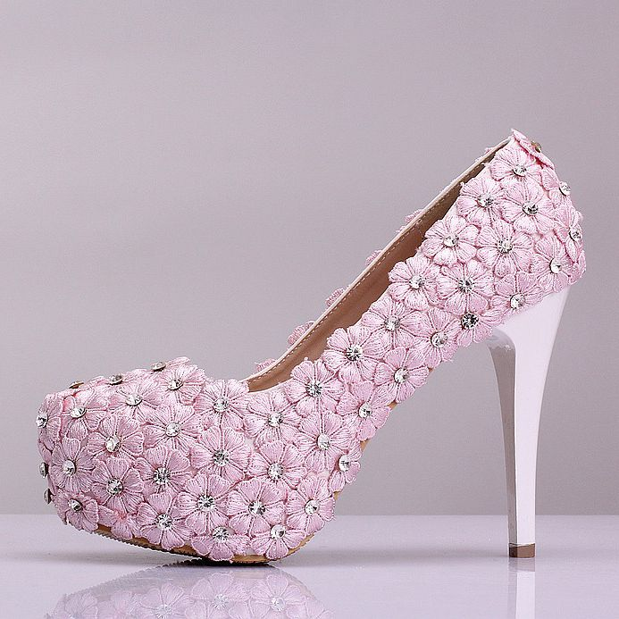 Compare Prices on Pink Dress Shoe- Online Shopping/Buy Low Price ...