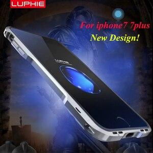 Image 3 - High end 3D Stereoscopic โทรศัพท์มือถือสำหรับ iPhone X XR XS MAX กันชนโลหะสำหรับ iPhone ของ Apple iPhone 11 Pro 6 6S 7 8 PLUS Case