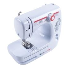 Швейная машина VLK VLK Napoli 2500 (Электромеханическая, подсветка, ножной привод, 14 видов строчки, автоматическая намотка нити,  прямой и обратный ход при шитье)