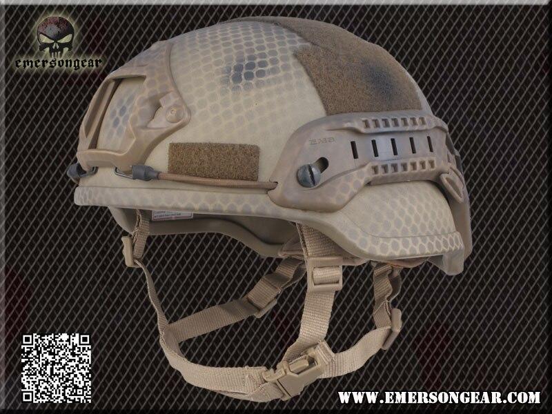 EMERSON ACH MICH 2002 Helmet cycling helmet Special action version bicycle helmet DE Special  BK MC Digital Desert OD ATFG cuetec action bk 2pc рп cr1102 bk