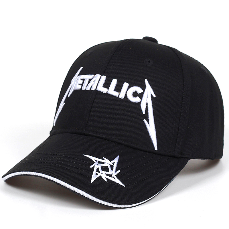 7a218b5de56 Top Selling Gothic Metal Mulisha Baseball Cap Women Hats Fashion Brand  Snapback Caps Men hip hop cap Metallica baseball Caps-in Baseball Caps from  Apparel ...