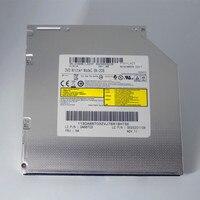 Novo SN-208 8x dvd rw multi dl queimador 24x cd escritor bandeja unidade interna para o portátil substituir TS-L633