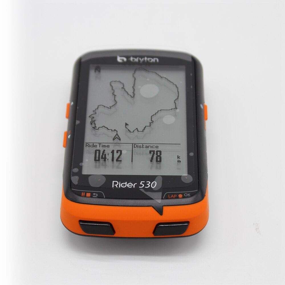 Bryton Rider 530 GPS Vélo Vélo Vélo Ordinateur Mount Extension avec ANT + Vitesse Cadence Double Capteur Moniteur de Fréquence Cardiaque