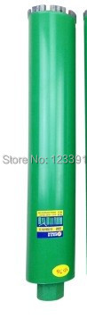 Promotion sale of Laser welded 44*450*10mm super long diamond Drill bits core bit for drilling on marble/granite/cocrete/wall