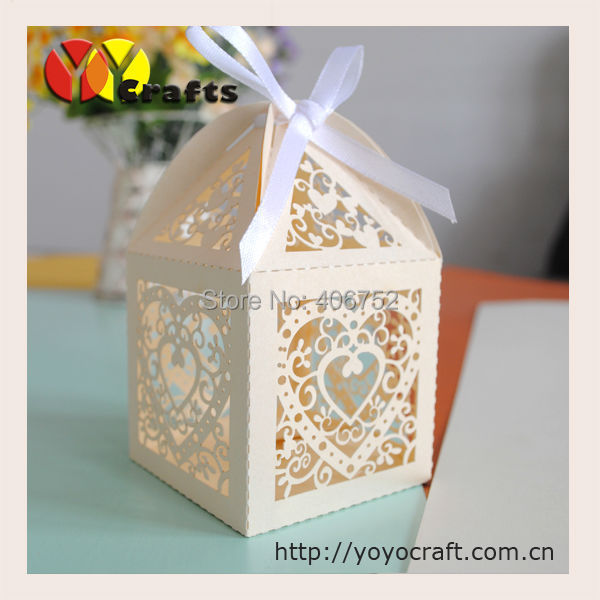 laser cut chocolate paper packaging box laser cut decorative christmas chocolate gift packaging boxes