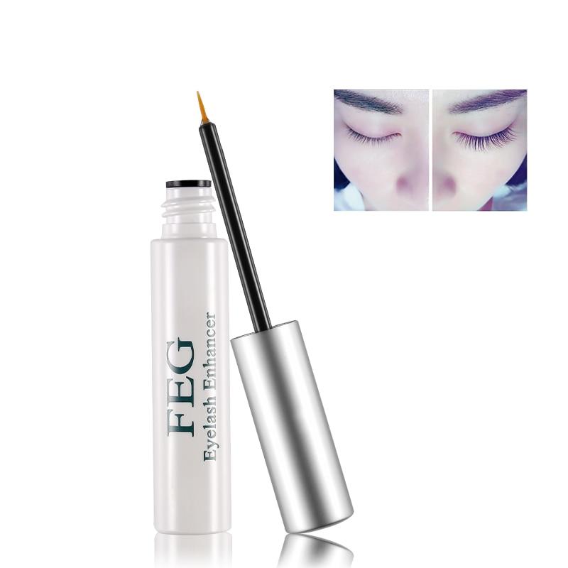 Novos Tratamentos Crescimento Dos Cílios FEG Erval de Chinês Maquiagem Poderosa Líquido Soro Potenciador Chicote Do Olho Mais Grosso 3 ml