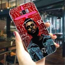 Weeknd Starboy Hard Cover for Samsung Galaxy S6 Fashion Phone Case S7 Edge S8 S9 Plus S10 Back Skin