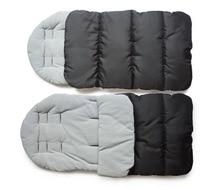 Cărucior pentru copii Căptușeală Carseat Sleep Bag Pramă Poliester Curea învelită pe cărucior Călduțe calde toamnă toamnă 3 Culori