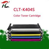 YLC CLT K404 For Compatible Samsung CLT 404 K404S CLT K404S CLT Y404S CLT M404S CLT C404S Laser Color Toner Cartridge