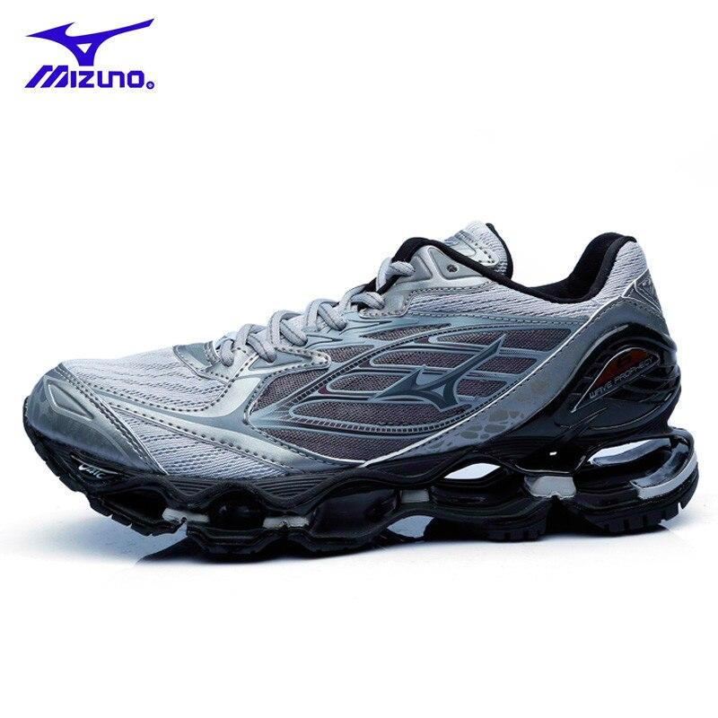Mizuno Wave Prophecy 6 Professional Men Shoes Chuteira Futebol Sport Sneakers Fencing Shoes Weightlifting Shoes Size 40-45 CheapMizuno Wave Prophecy 6 Professional Men Shoes Chuteira Futebol Sport Sneakers Fencing Shoes Weightlifting Shoes Size 40-45 Cheap