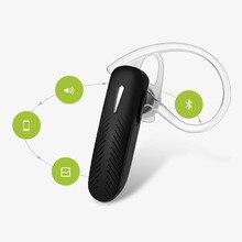 Auricolare Bluetooth senza fili Luxury Business Cuffie di Controllo di Voce  Universale Per iPhone Huawei Sony aead2ba22f1d