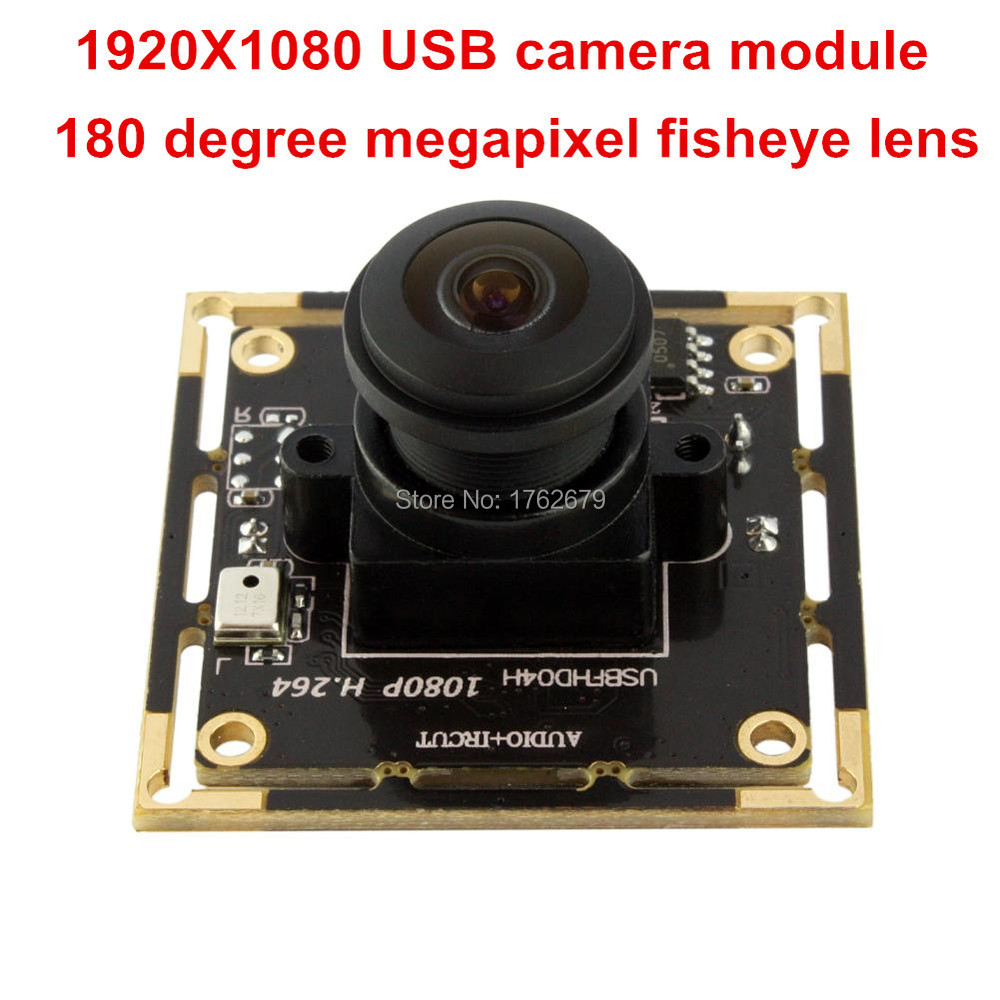 1080P H.264 30fps usb camera module 2MP 180 degree fisheye lens video camera Security Protection camera,AR0330 cmos cam module fhd 2mp 1920 1080 h 264 170 degree fisheye lens ar0330 cmos hd mini wide angle video security microphone usb camera board