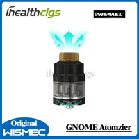 100 Original Wismec GNOME Atomzier 2ml Tank Fit Reuleaux RX GEN3 Box MOD With WM Series