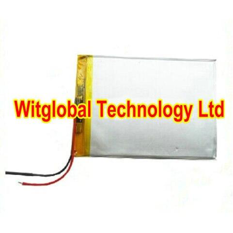 New 7 SUPRA M727G M725G M723G 3G Tablet inner 2800mah Battery Exchange Batteries DIY Parts Polymer li-ion Replacement