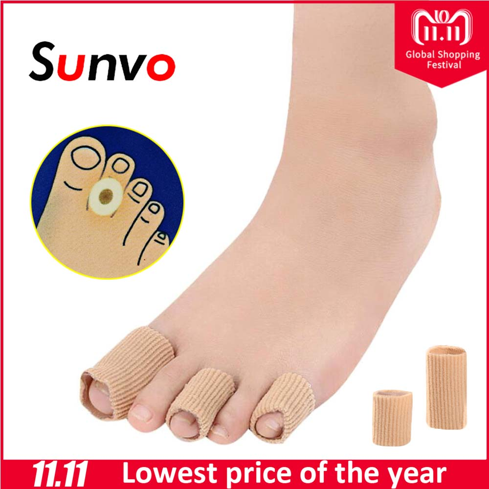 Sunvo Fabric Gel Finger Toes Protective Pad Hallux Valgus Bunion Calluses Corns Paronychia Blister Claw Toe Pain Relief Inserts sitemap 26 xml
