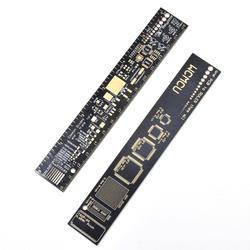 5 шт./лот линейка электронщика 15 см для электронных инженеров для Geeks Makers для Arduino вентиляторы PCB контрольная линейка PCB