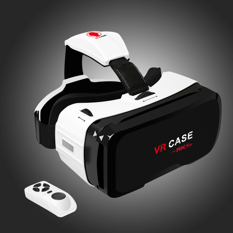 Virtual Reality Glasses VR Box Rirtual Reality Helmet Touch Function 3D Glasses VR Wearing Equipment 5