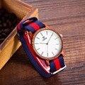 2017 marca top uwood mens relógio de pulso dos homens de madeira de bambu de madeira das Mulheres relógio Do Esporte de Quartzo Relógios Casuais Para Homens Melhor Presente das Mulheres