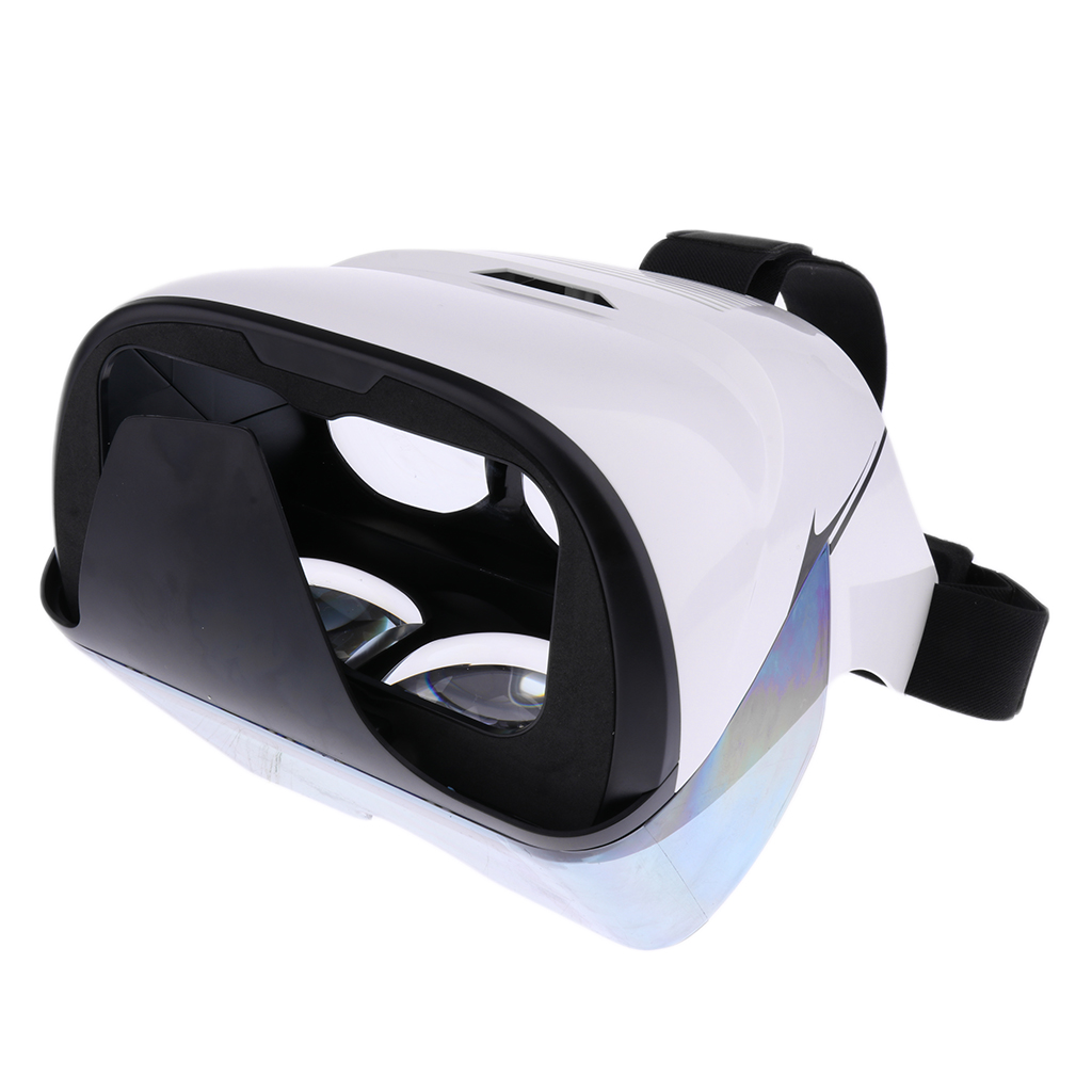 VR Virtual Reality 3D Glasses Goggles Headset For Smartphones 3D Video Movie