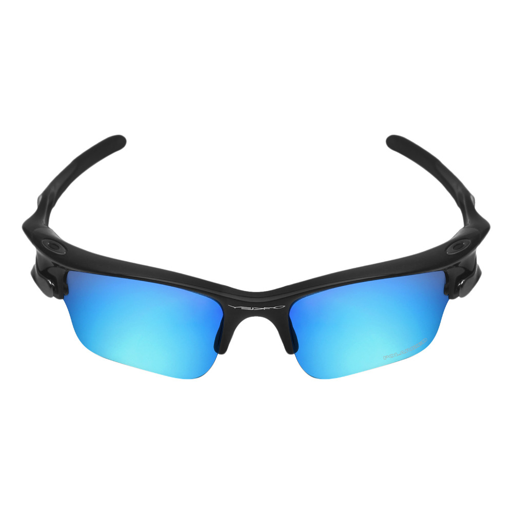 0afdd8b9a0e4 Mryok+ POLARIZED Resist SeaWater Replacement Lenses for Oakley Fast Jacket  XL Sunglasses Ice Blue-in Accessories from Apparel Accessories on  Aliexpress.com ...
