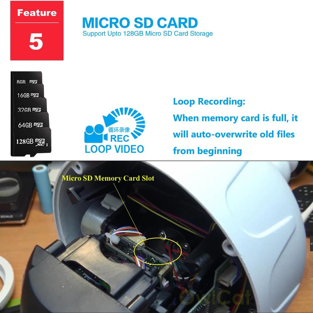 sd card recording