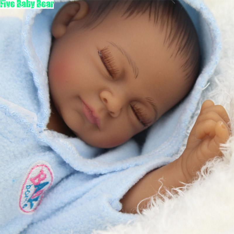 Popular Baby Black Dolls-Buy Cheap Baby Black Dolls lots from ...