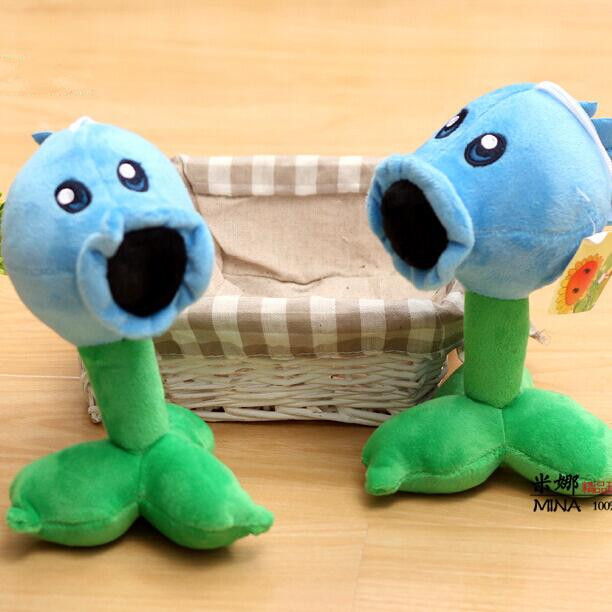 3 Styles Plants vs Zombies Stuffed Plush Toys
