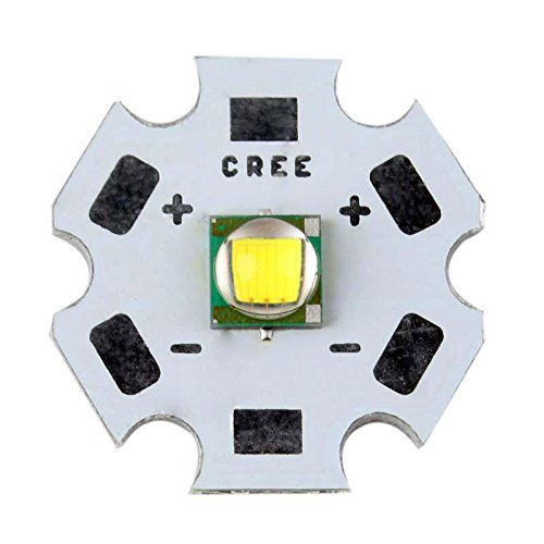 10PCS High Quality Cree XML T6 10W Light LED Chip Emitter  Mounted On 20mm PCB Flashligh sitemap 259 xml page 10