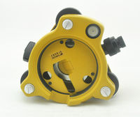 5PCS BRAND NEW Original Topcon Total Station Yellow Tribrach with optical plummet for topcon