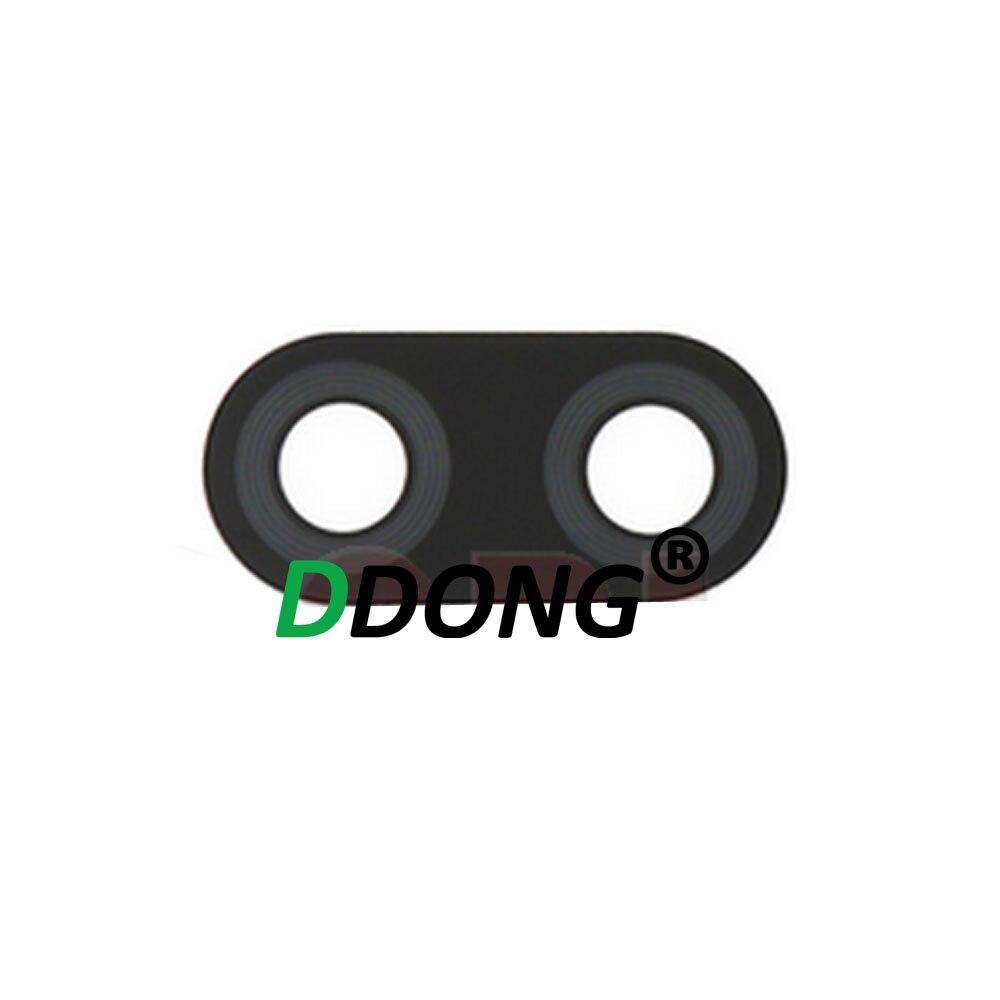 For Xiaomi Redmi Note 7 Rear Back Main Camera Glass Lens With Glue Sticker Repair Part