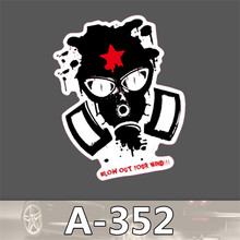 A-352 Car styling decor car sticker on auto laptop sticker decal motorcycle fridge skateboard doodle stickers car accessories