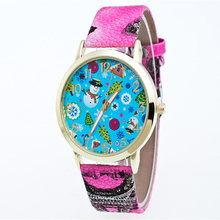 New fashion girls watches Christmas gifts jewelry clocks dig
