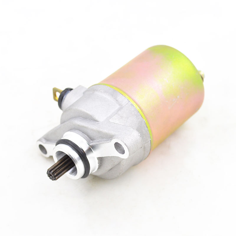 Electric Starter Motor GY6 50CC 10 Teeth Splines Wfeng