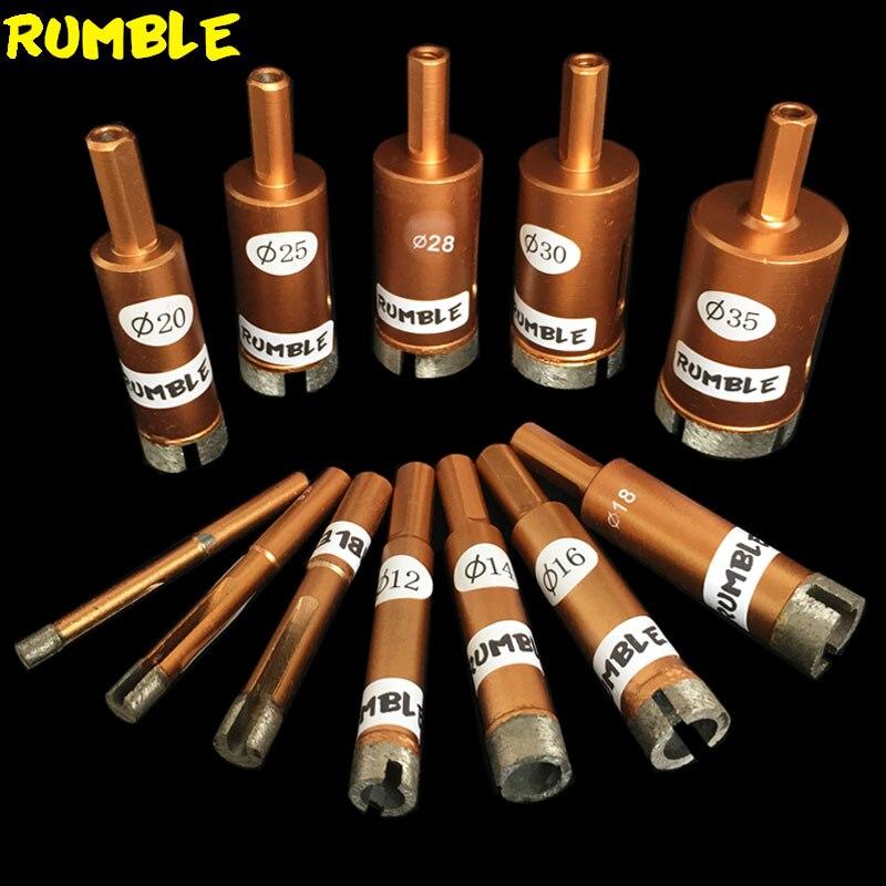 Rumble 1pcs 6 35mm Professional Diamond Core Drill Bit