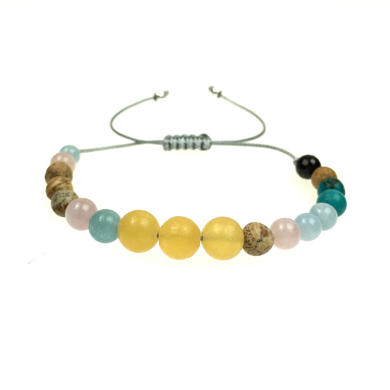 Jade bracelet design