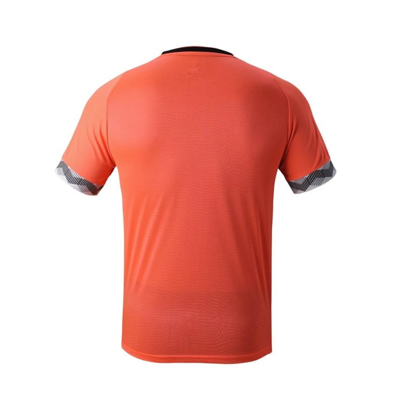 mens training 16-17short sleeve jersey breathable running sets sportswear soccer team football kits adult DIY logo good quality