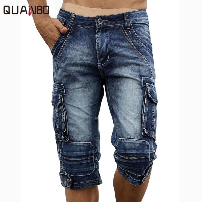 Online Get Cheap Denim Cargo Pants Men -Aliexpress.com | Alibaba Group