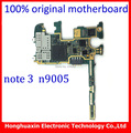 low price wholesale good logic board 100% original Europea version 32gb mainboard for Samsung Galaxy note 3 n9005 Motherboard